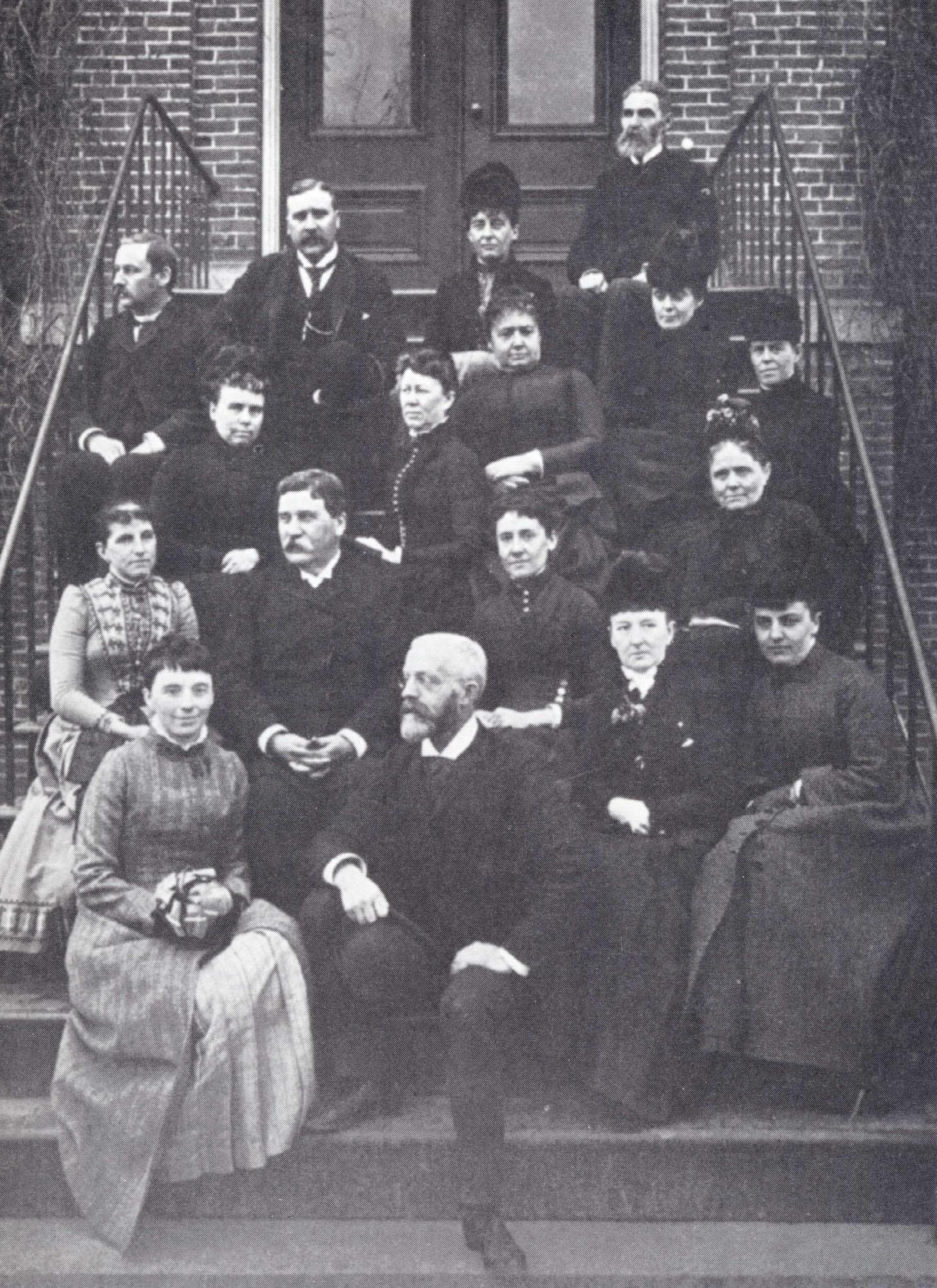 1891 faculty