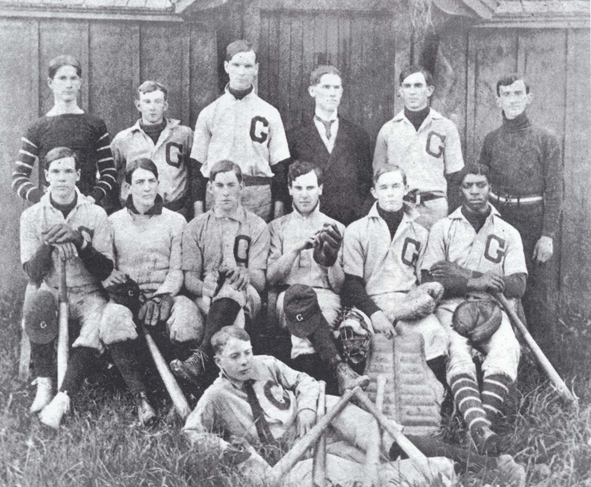 1905 baseball team