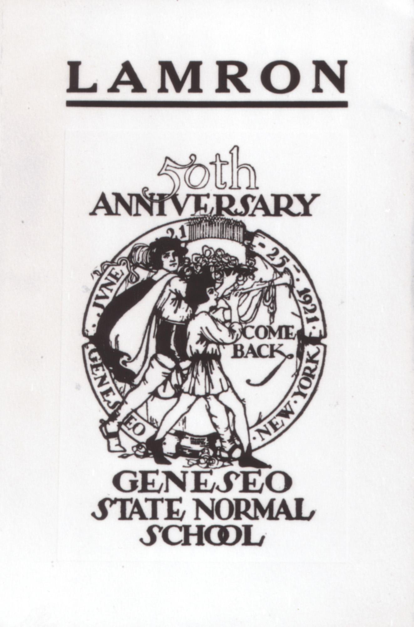Lamron cover 50th anniversary