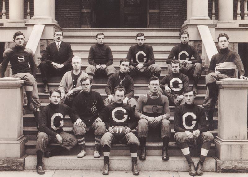 1911 football team