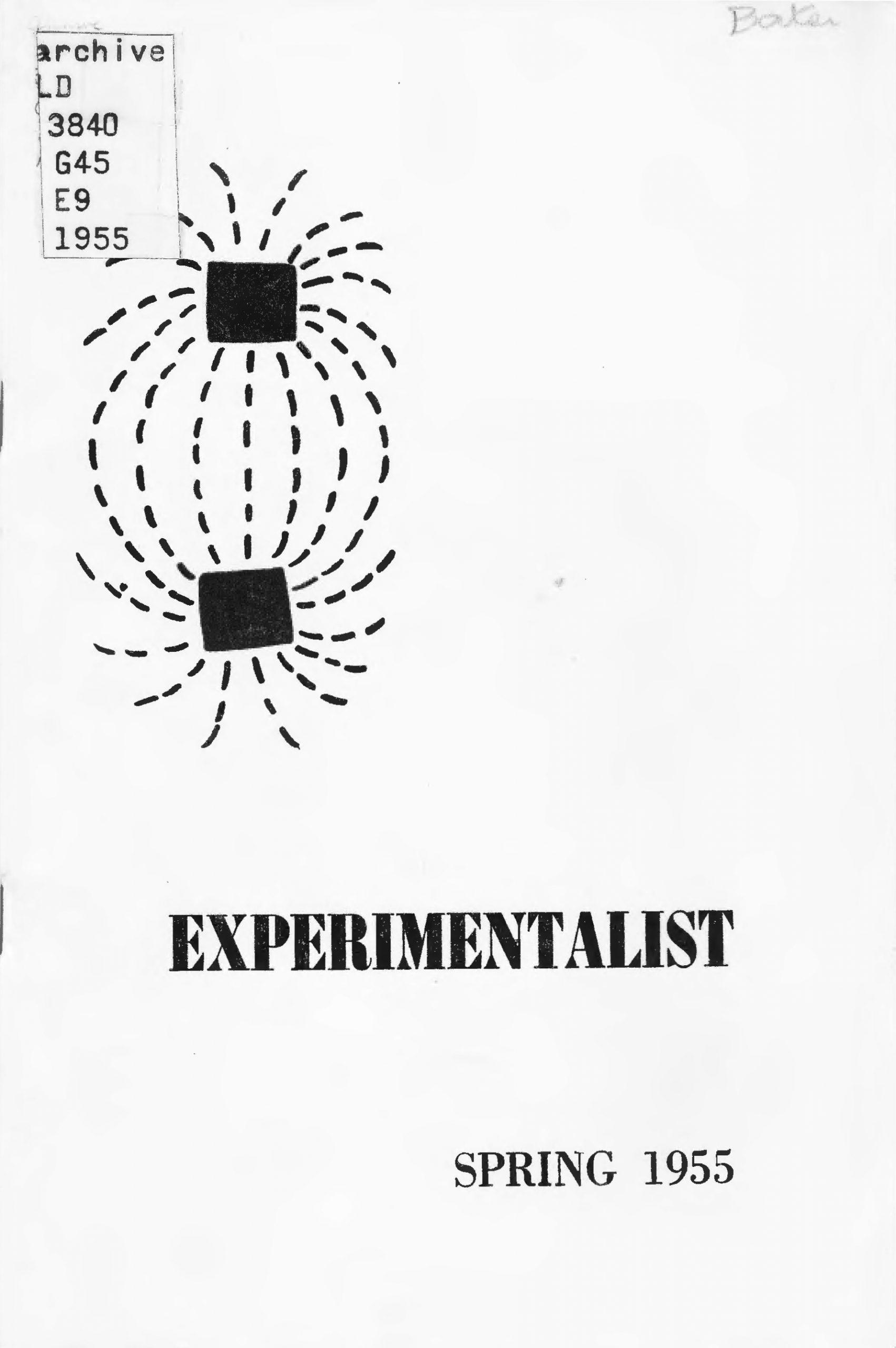 Experimentalist cover