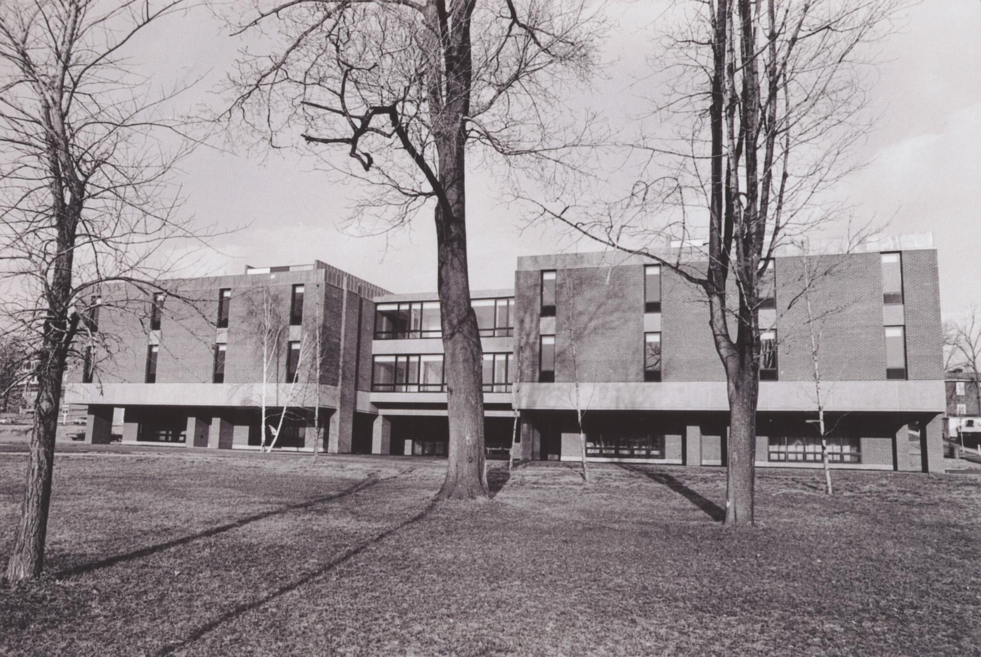 Greene Science Building