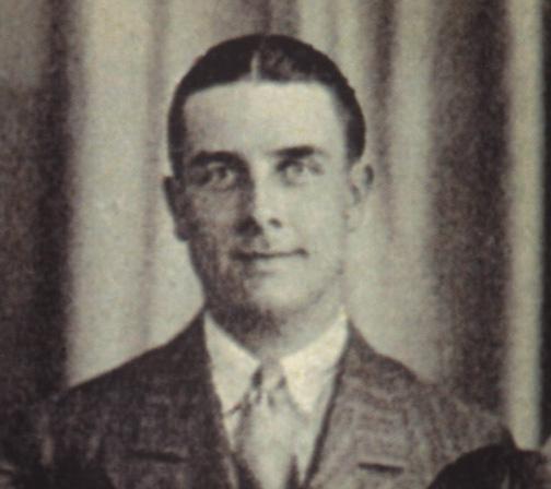 Ira Wilson in 1928