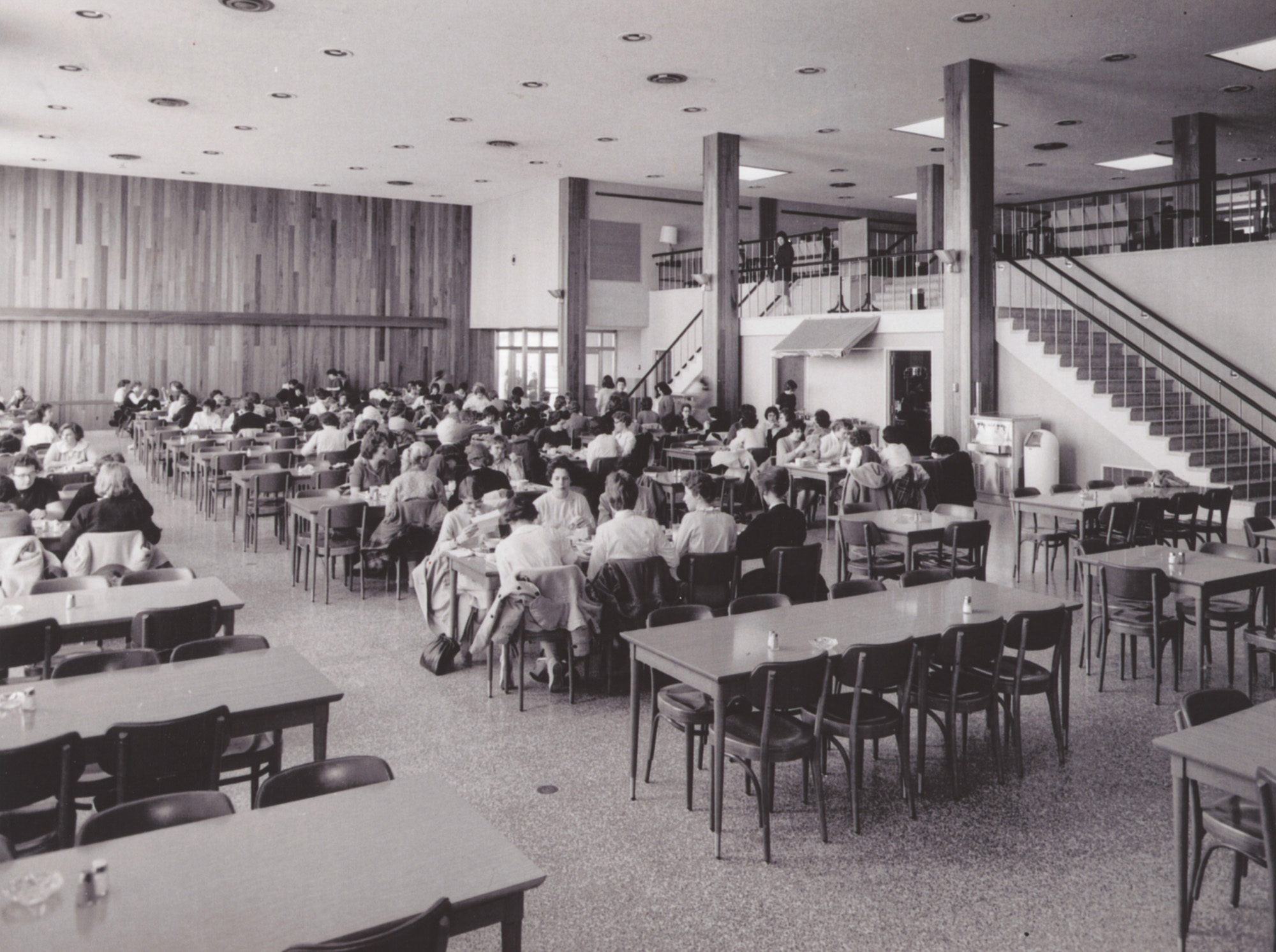 Mary Jemison Dining Hall